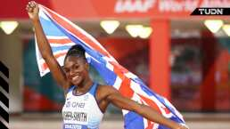 Dina Asher-Smith, la más rápida del mundo en los 200m