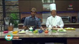 Sammy y Miguel Luis se colaron hasta ¡La Cocina!