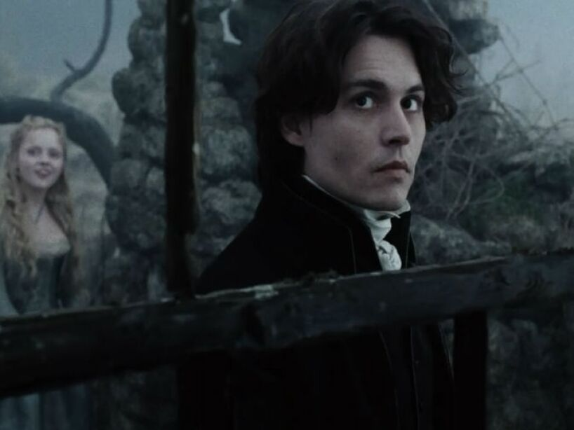 13. Sleepy Hollow (1999): Johnny Depp y Christina Ricci deben detener al legendario Jinete sin Cabeza.