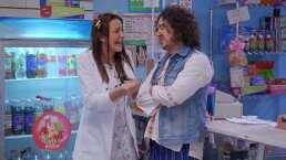 Aldolfo le da una lección a su mami suegra por pedirle un título falso de doctora