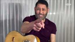Pancho Barraza deleita con 'Mis Canciones' a El Tunco Maclovich