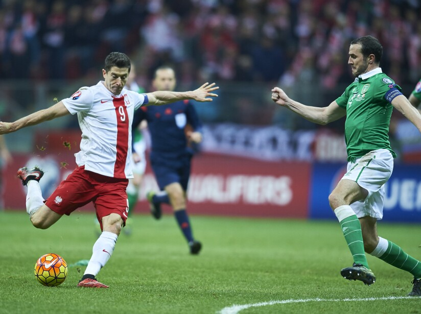 Poland v Republic of Ireland - UEFA EURO 2016 Qualifier