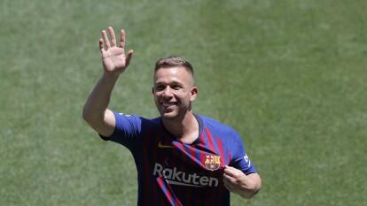 Se hizo oficial el fichaje de Arthur a la Juventus procedente del Barcelona, según anunció el club blaugrana a través de un comunicado de prensa.