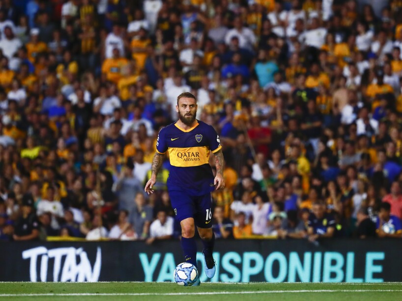 Rosario Central v Boca Juniors - Superliga 2019/20
