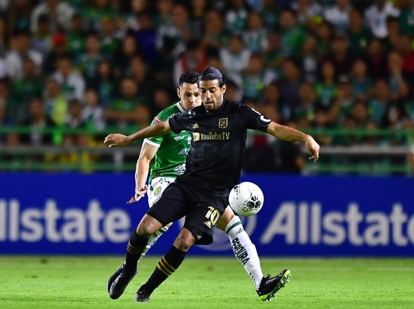 LAFC vs. León