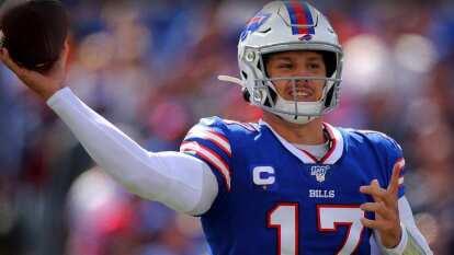 Josh Allen se queda 6 años más con los Bills de Buffalo