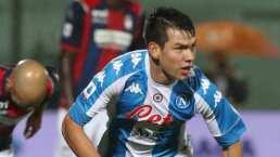 Hirving Lozano fue suspendido por séptima vez en el futbol europeo