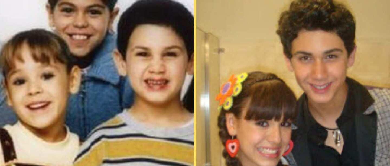 Amy A Mochila Azul danna paola y alejandro speitzer: revive sus actuaciones en telenovelas  infantiles