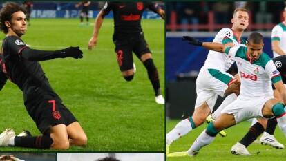 Con goles de Thomas Partey y Joao Félix, el 'Atleti' gana segunda fecha de la Champions League.