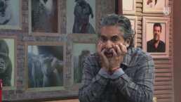 Eduardo Santamarina se sorprendió cuando 'El Negro' Araiza le confesó qué parte del cuerpo se depila