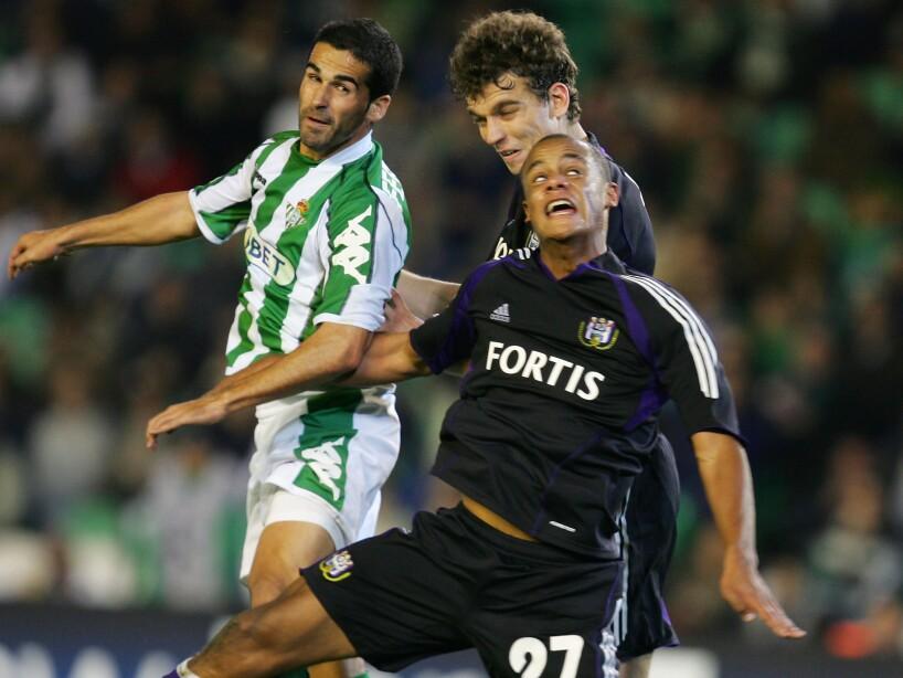 Real Betis v Anderlecht