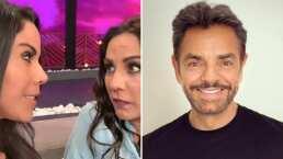 Paola Rojas está dispuesta a enseñarle a bailar a Eugenio Derbez con tal de que la adopte