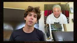 Mauricio Garza le confiesa a Paul Stanley que le caía mal y revela por qué
