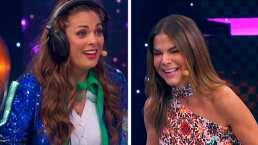 Vielka Valenzuela y 'La Jarocha' juegan 'Ni Hablar'