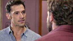 Revive la escena:¡Miguel defiende a Luciana!