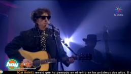 Bob Dylan se convirtió en Premio Nobel de Literatura 2016