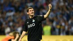 "Casillas se sincera con France Football: ""Me da pena cómo terminó mi carrera"""
