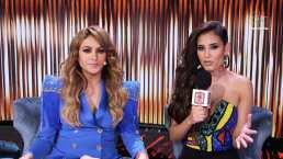 Paulina Rubio la invitada de oro en la gran final de Pequeños Gigantes