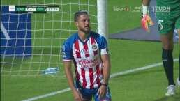 Autogol de Hiram Mier le da el empate a Cruz Azul