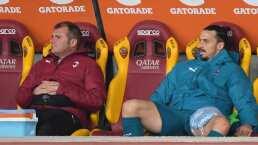 Zlatan se lastimó y no jugará de visita ante el Manchester United