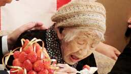 ¡Histórica! Mujer de 118 años portará llama olímpica de Tokio 2020