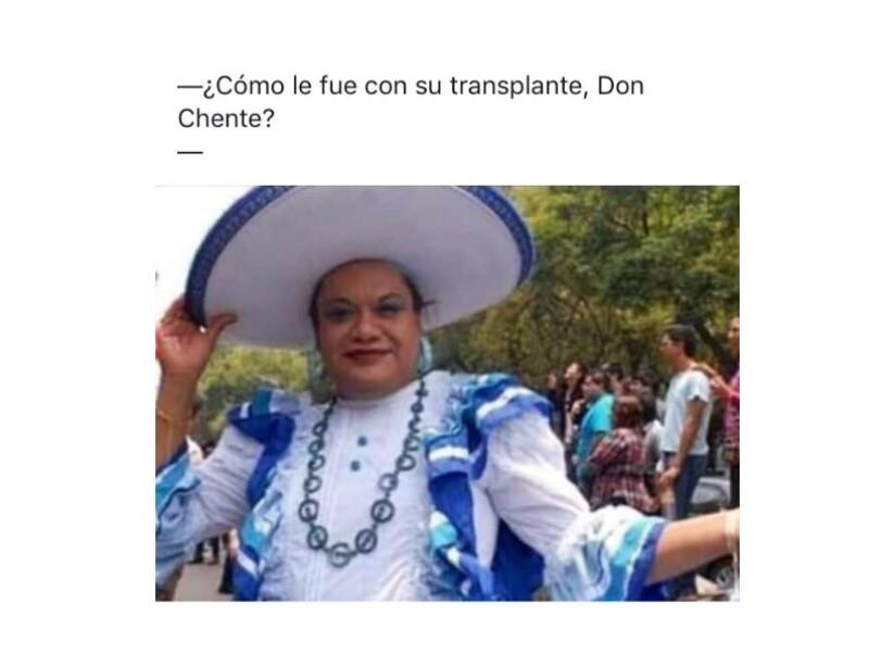 Memes Vicente Fernández