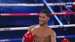 Elvis Rodríguez conquista con su estilo de boxeo