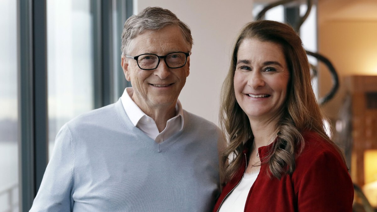El secreto para un matrimonio feliz de Bill Gates: lavar los platos con su  esposa   Estilo de vida   Las Estrellas TV