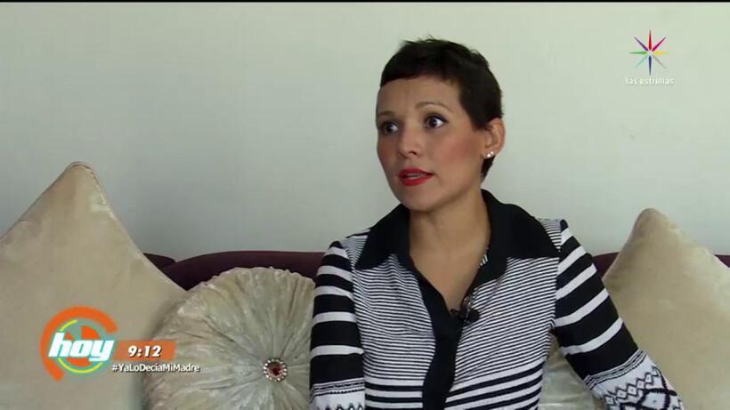 Karla Luna comparte que le volvió el cáncer