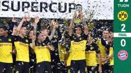 Bayern Múnich pierde la corona de la Supercopa de Alemania