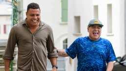 Tremenda anécdota entre Ronaldo y Diego Armando Maradona