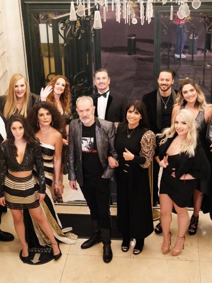 Ariel López Padilla, Ana Ciocchetti, Aleyda Gallardo, Lisset, Alfredo Gatica y Sandra Itzel son algunos de los famosos que estarán en la nueva temporada de 'Esta historia me suena'.