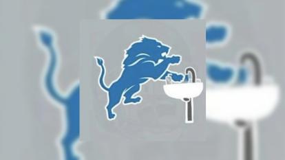 A manera de meme, estos serían los logos de la NFL ante la situación actual del mundo.