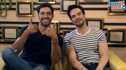 Rafael y Rodrigo defenderán su amor en 'Papá a toda Madre'