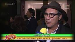Pedro Damián hará nueva serie juvenil ¿tendrá que ver con Rebelde? ¡Entérate!