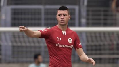 Diego Rosales en los controles del Toluca, se llevó el partido con cuatro golazos ante los rojinegros de Lucho Acosta, que logró tres goles. Se perdió la señal un par de veces, lo que hizo el encuentro aún más emociónate en la eLiga MX.