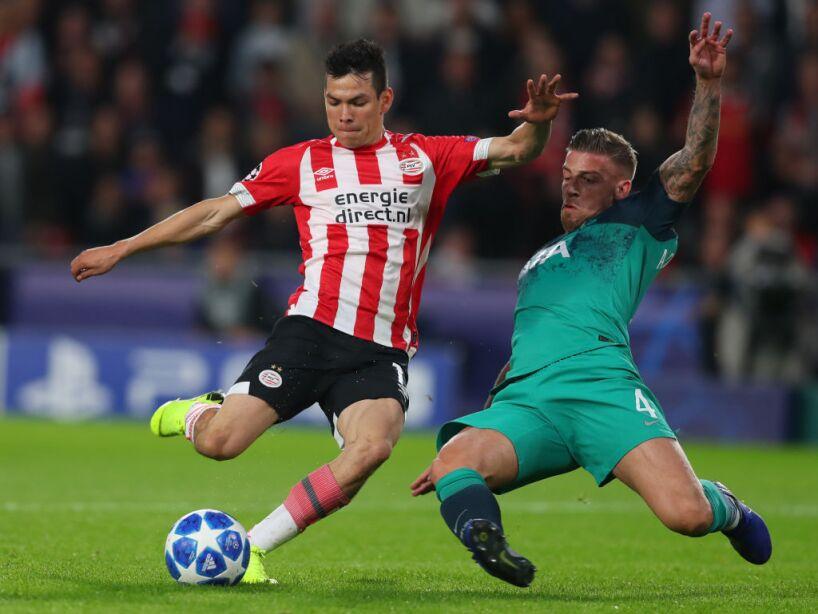 PSV v Tottenham Hotspur - UEFA Champions League Group B