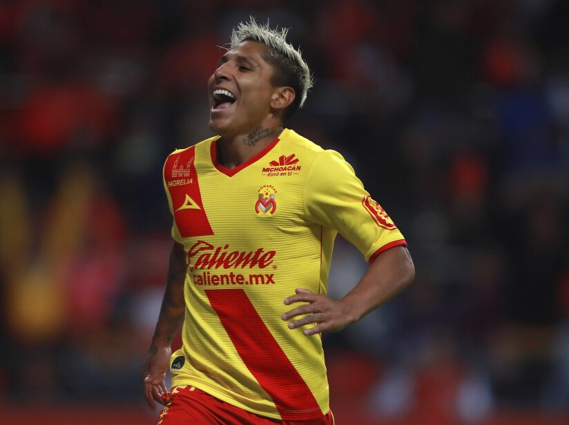 Toluca v Morelia - Playoffs Torneo Apertura 2017 Liga MX