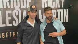 Lasrápidasde Cuéntamelo ya!(Jueves 5 de marzo): Ricky Martin y Enrique Iglesias saldrán de gira juntos