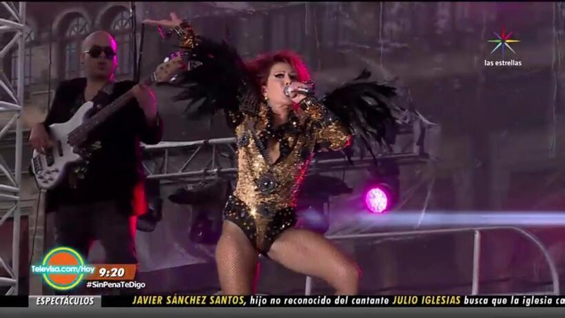 """¡Entérate! Alejandra Guzmán rechazó el exitoso tema """"Despacito"""""""