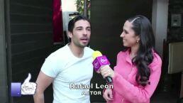 ¡Rafael León vive un dicho intenso y con golpes!