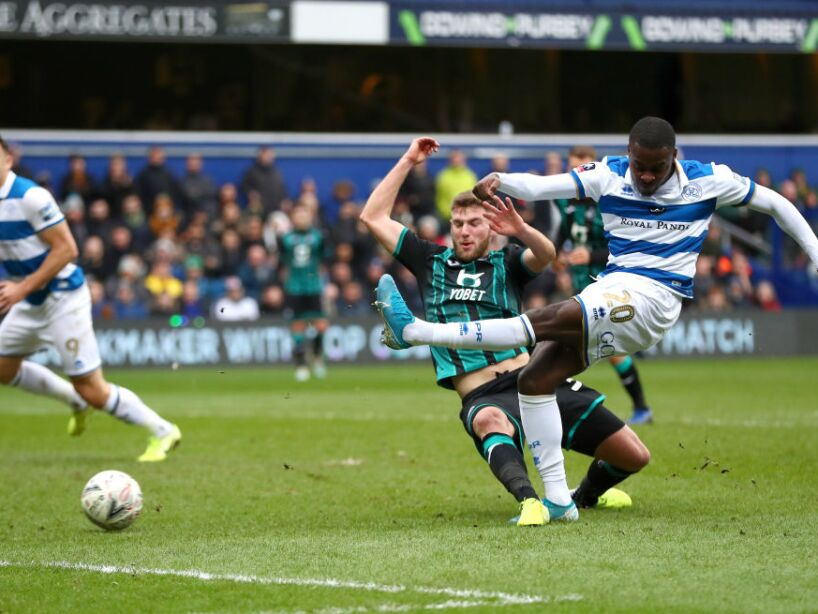 Queens Park Rangers v Swansea City - FA Cup Third Round