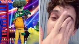 Mauricio Garza terminó llorando tras ser el primer descubierto en '¿Quién es la Máscara?'