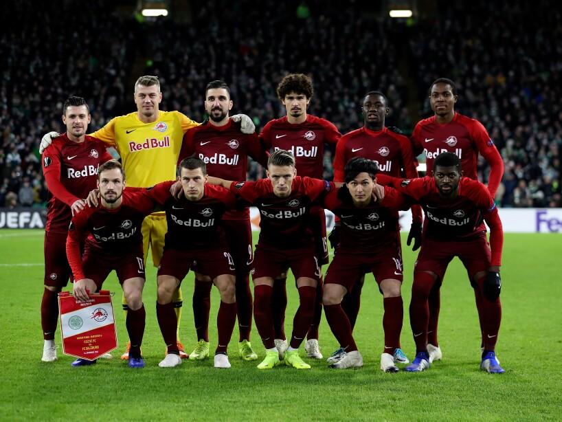 Celtic v RB Salzburg - UEFA Europa League - Group B