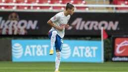 Uriel Antuna quiere revancha en el futbol europeo
