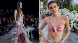 De actriz a modelo: Maca Achaga desfila para Fashion Week México
