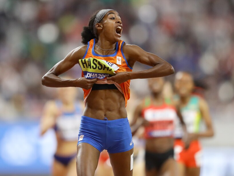 La representante de Holanda se consagra en el Campeonato Mundial de Atletismo 2019.
