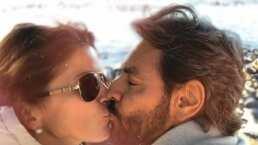 Alessandra Rosaldo muestra su historia de amor con Eugenio Derbez en romántico video