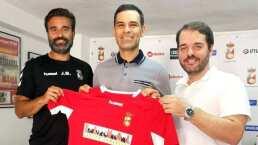 Rafa Márquez es el nuevo entrenador del Cadete A del Alcalá