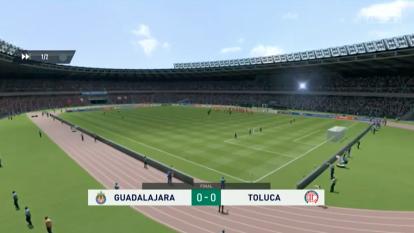 Raúl Gudiño estuvo cerca de llevarse la victoria al final, pero empataron 0-0 con el Toluca.